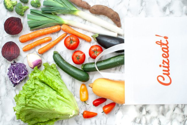 Cabaz Legumes Bio - Saladas