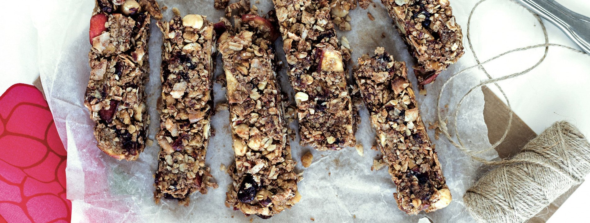 Cereal and Apple Bars