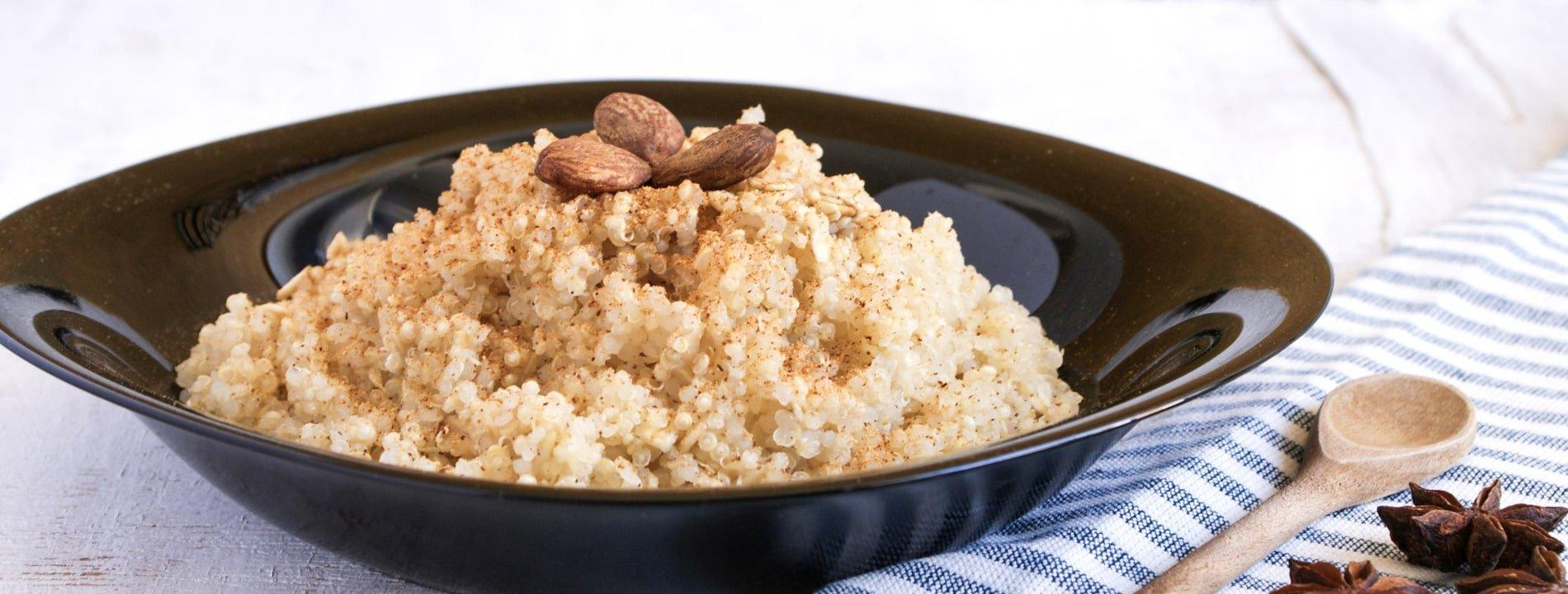 Quinoa, Oats and Spices
