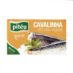 Cavala Filetes 120gr
