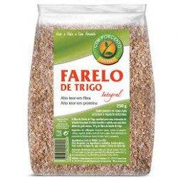 Farelo de Trigo Integral 250gr