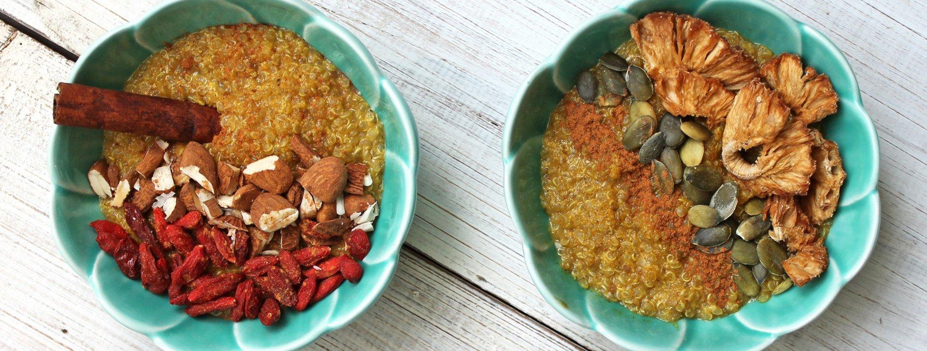 Quinoa Doce