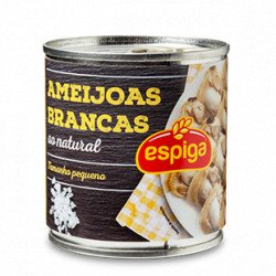 Ameijoas Brancas ao Natural 185gr