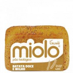 Pão Batata Doce e Milho BIO  420gr