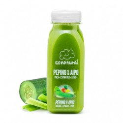 Sumo 100% Natural Pepino e Aipo 250mL