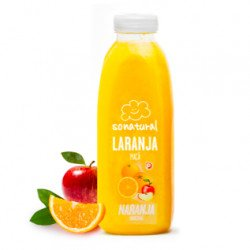 Sumo 100% Natural Mix Laranja 750mL