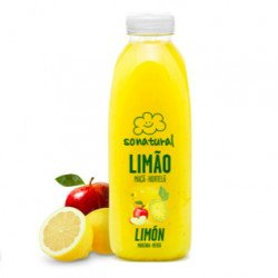 Sumo 100% Natural Limão e Hortelã 750mL