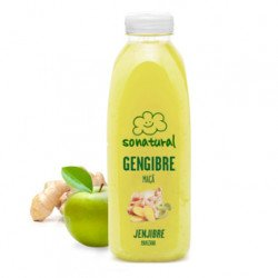 Sumo 100% Natural Gengibre 750mL