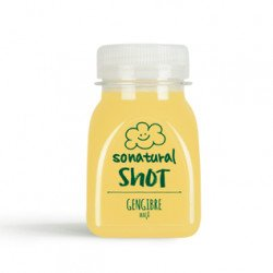 Shot 100% Natural Gengibre 125mL