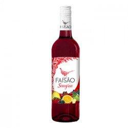 Sangria Vinho Tinto Faisão 75cL