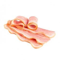 Bacon Fatiado 250gr (≈10 uni)