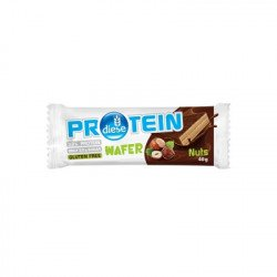 Wafer Proteica Avelã s/glúten 40gr