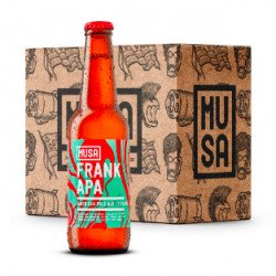 Cerveja Artesanal Frank APA 3960mL (≈12 unid)