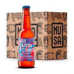 Cerveja Artesanal Saison O'Connor 3960mL (≈12 unid)