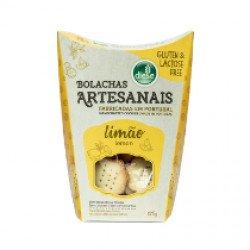 Biscoitos Integrais Limão 250gr