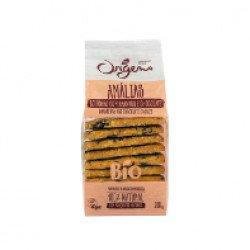 Bolacha Vegan de Arando e Chocolate Amálias BIO 200gr