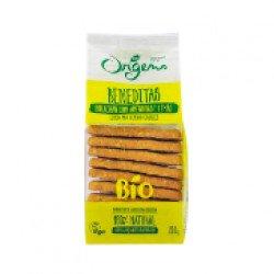 Bolacha Vegan de Amêndoa e Limão Beneditas BIO 200gr