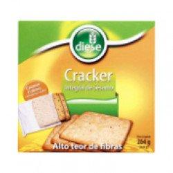 Cracker Sésamo Caixa Trilingue 264gr