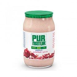 Iogurte com Pedaços de Romã BIO 1200gr (≈8 uni)