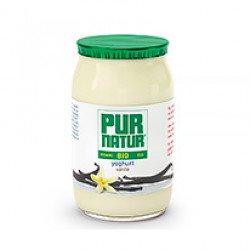 Iogurte com Aroma de Baunilha BIO 1200gr (≈8 unid)