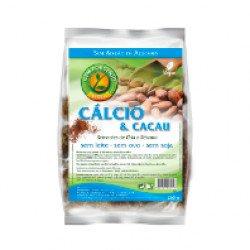 Biscoitos Integrais Cálcio e Cacau Sem Açúcar BIO 250gr