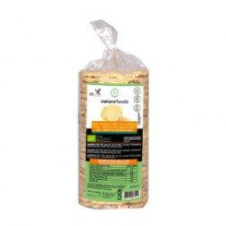 Galetes Milho e Quinoa BIO 120gr