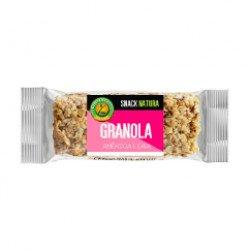 Barra Granola Amêndoa E Chia Snack Natura 40gr