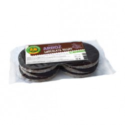 Bolacha Arroz Chocolate Negro 100g BIO 100gr