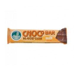 Chocolate de Leite s/ açúcar 30gr