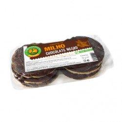 Bolacha Milho Chocolate Negro 100gr