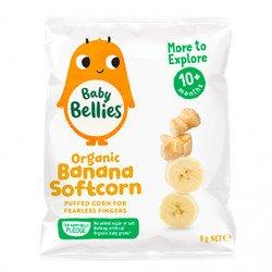 Snack de Banana e Milho BIO  8gr