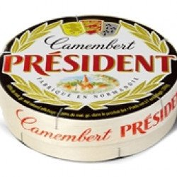Queijo Camembert  250gr