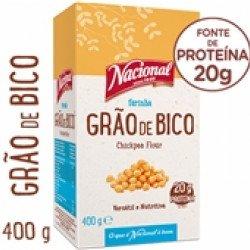 Farinha de Grão de Bico  400gr