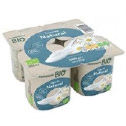 Iogurte Natural BIO  500gr (4 uni)